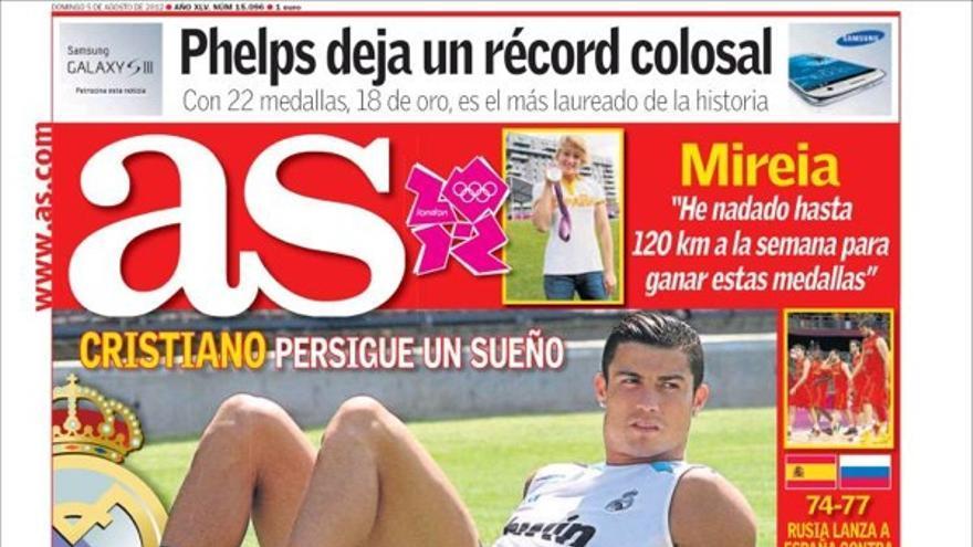 De las portadas del día (5/08/2012) #12