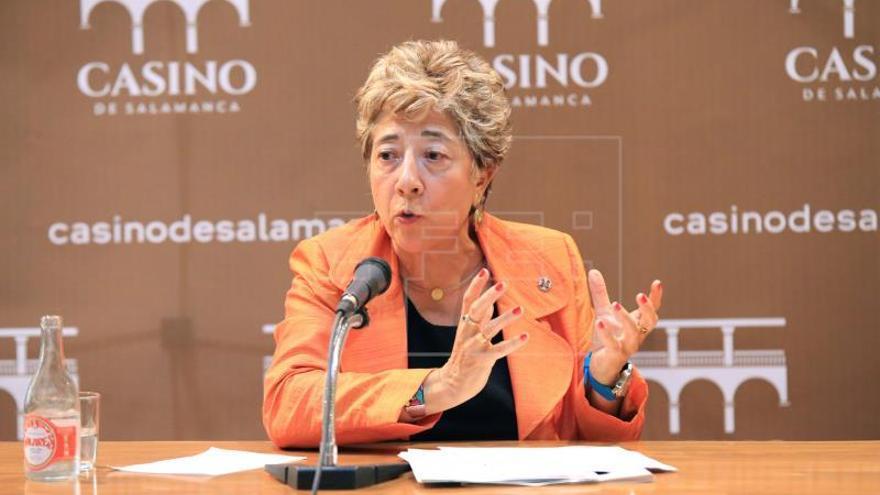 La catedrática Araceli Mangas, Premio Castilla y León de Ciencias Sociales