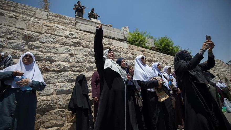 Siria e Irán advierten de las repercusiones de medidas israelíes en Al Aqsa