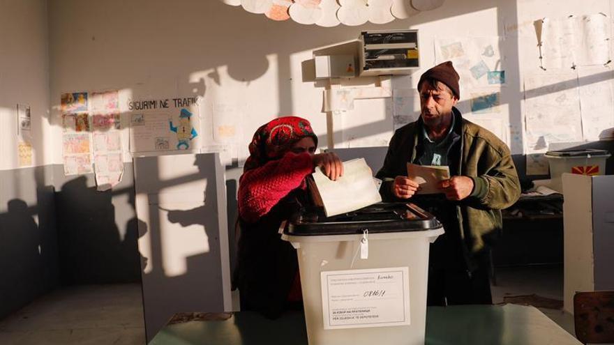 Conservadores de Gruevski ganan nuevamente las elecciones en Macedonia