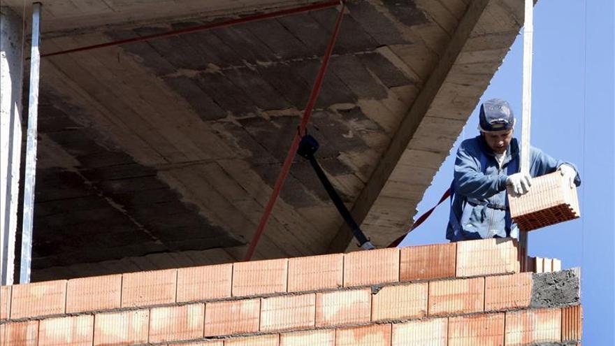 España registró el mayor aumento en la construcción de la UE en el segundo trimestre