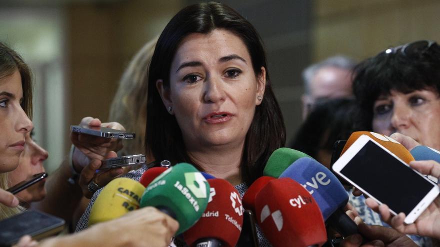 """Montón defiende exhumar a Franco por decreto porque cumple una resolución aprobada en el Congreso """"sin votos en contra"""""""