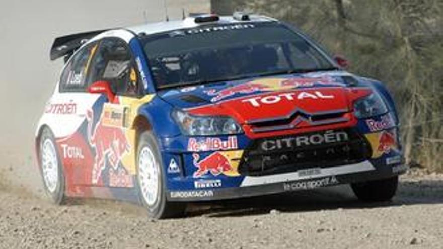 Loeb y Sordo certifican el doblete de Citroën