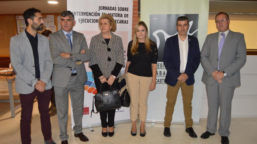 Inauguración de las Jornadas de Intermediación Hipotecaria en Cuenca / JCCM