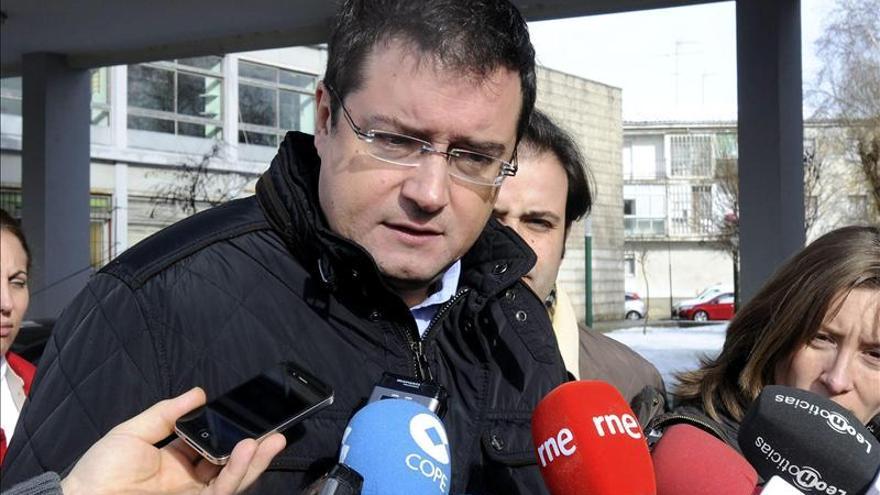 Oscar López dice que había un golfo que engañaba al PSOE y ha salido del partido