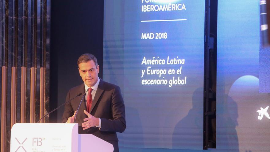 Sánchez no considera un varapalo la rebaja de la Comisión Europea a las previsiones de crecimiento de España