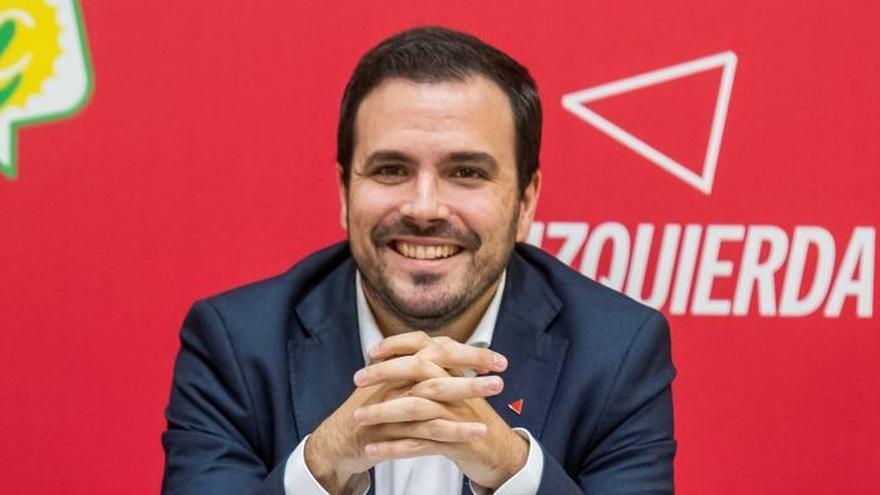 """Garzón: """"El deber de Sánchez es coger el teléfono a Torra para abrir diálogo"""""""