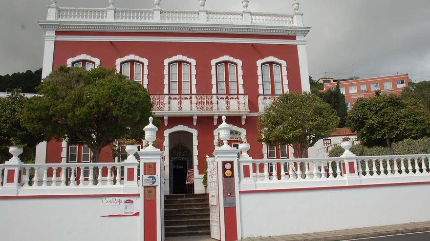 El centro documental sobre setas de La Palma estará ubicado en la Casa Roja de Villa de Mazo.