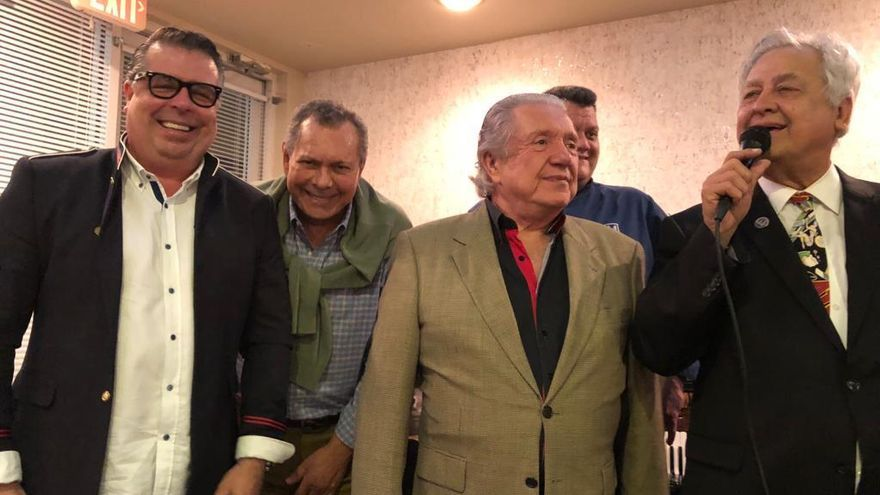 El showman grancanario Guillermo 'Fantástico' González falleció el martes en Madrid tras una vida de éxito en la televisión venezolana