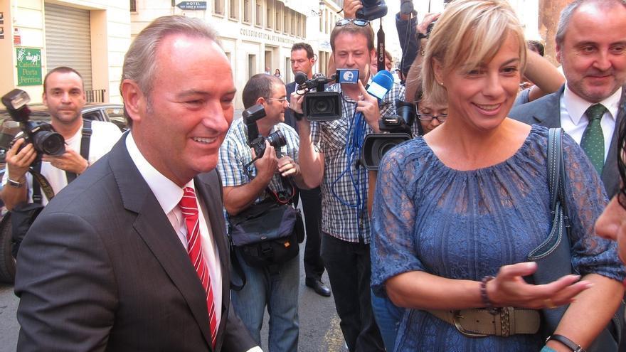 """Un miembro de la dirección del PP en el Congreso dice que el partido """"debería tomar alguna decisión"""" con Sonia Castedo"""