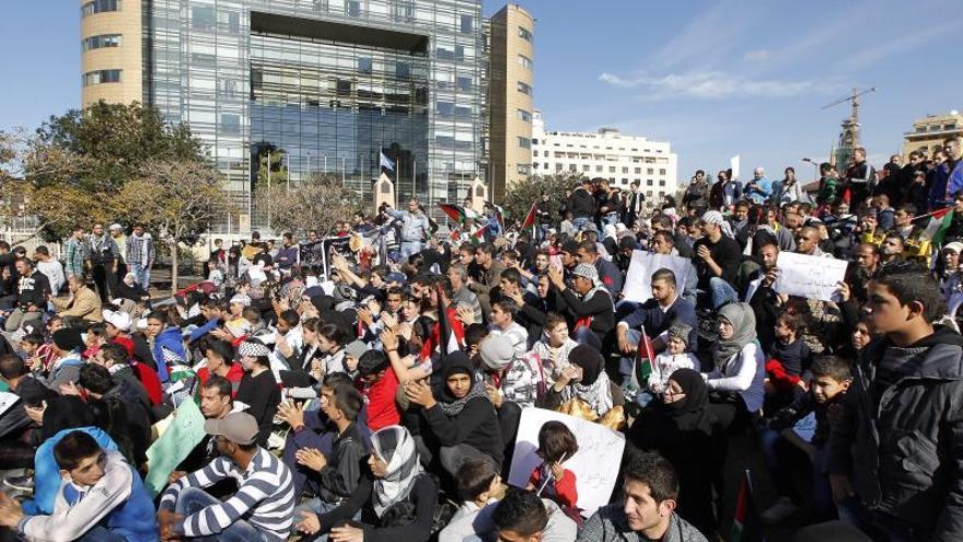Al menos cuatro muertos por la violencia en el Líbano desde el pasado viernes