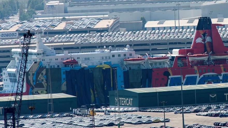 Las nóminas de los agentes desplegados en Cataluña asciende a 220 millones