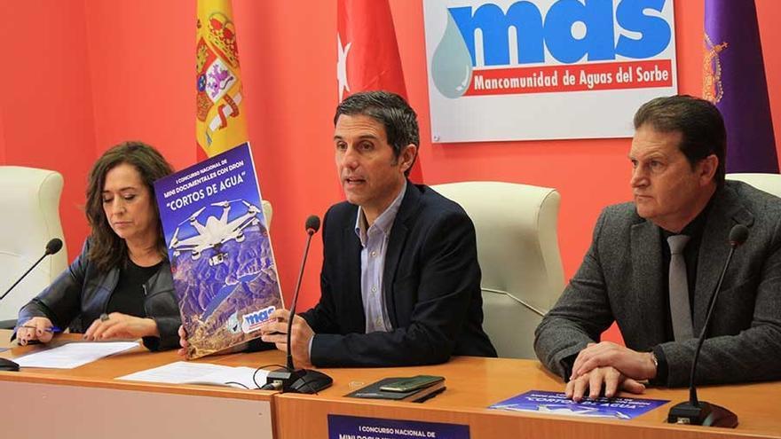 Presentación de los concursos de la Mancomunidad de Aguas del Sorbe / MAS