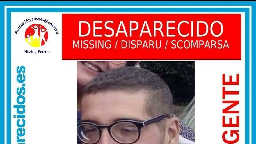 Buscan a un joven de 27 años desaparecido desde el sábado en la capital tinerfeña