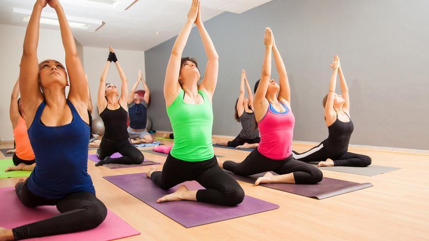 El 28,9% de los españoles practica o ha practicado yoga en algún momento de su vida.