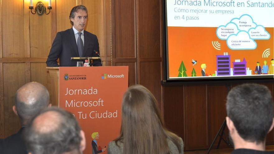 Santander creará un HUB de innovación para favorecer la implantación y creación de empresas tecnológicas