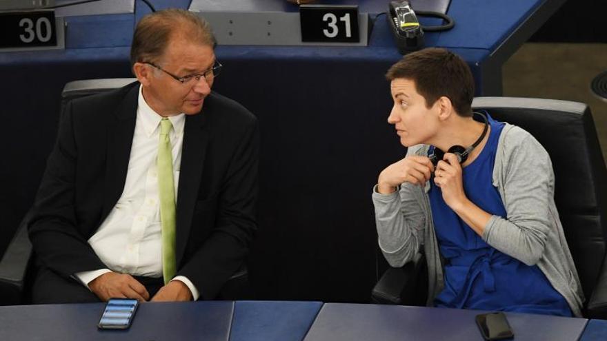 Los grupos del Parlamento Europeo votan en contra de un debate sobre Cataluña