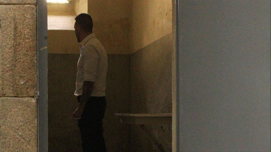 Imagen del documental sobre el asesino de la catana