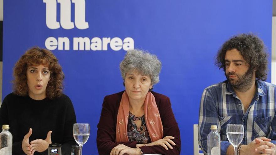 """En Marea acusa a la Xunta de """"buscar un chivo expiatorio"""" sobre los incendios"""