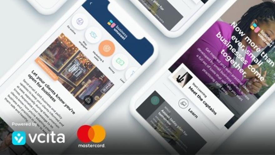 Vcita y Mastercard lanzan una aplicación CRM dirigida a cubrir las necesidades de los emprendedores y las pymes