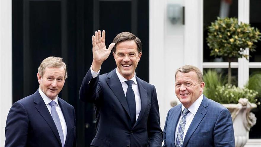 """Holanda, Dinamarca e Irlanda analizaron las estrategias para afrontar el """"brexit"""""""