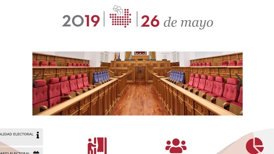 Elecciones regionales Castilla-La Mancha 2019