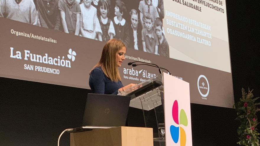"""El Gobierno Vasco reivindica el empleo """"decente y saludable"""" como elemento esencial de las sociedades avanzadas"""