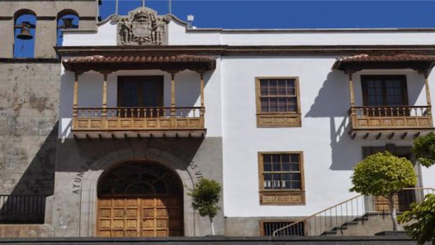 Ayuntamiento de Icod de los Vinos.
