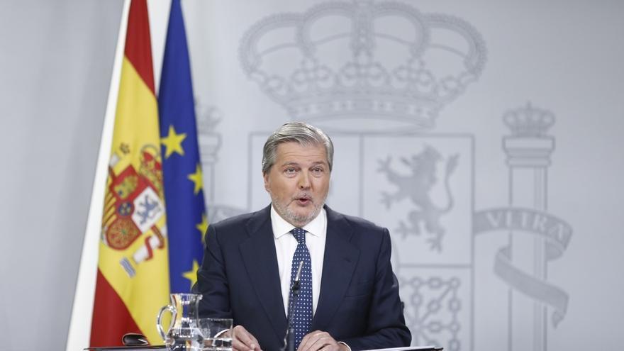 Méndez de Vigo sobre las palabras de Trump sobre Cataluña: todos los gobiernos del mundo están en la misma dirección