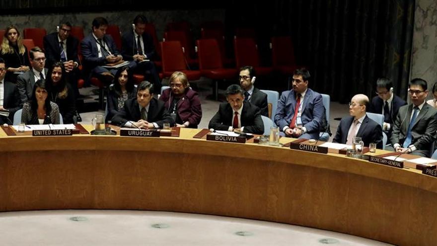 La ONU condena el ensayo norcoreano, pero no busca por ahora nuevas sanciones