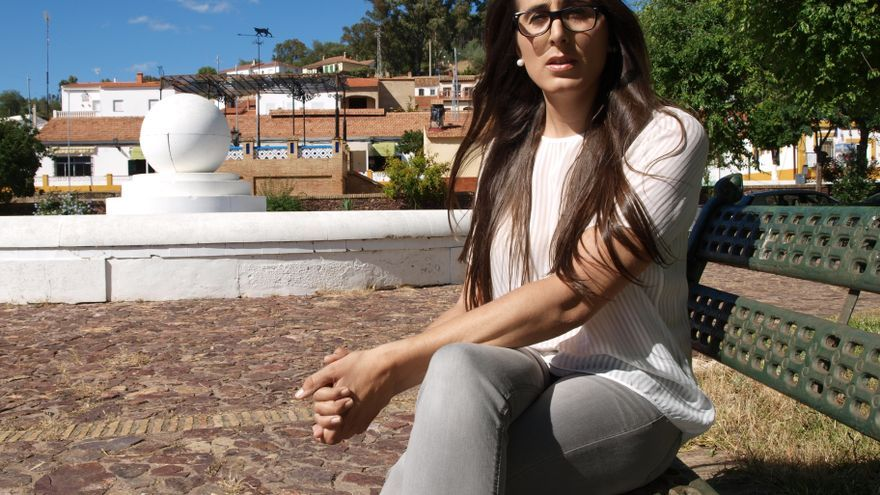 María Pachón, la primera mujer incorporada al ejército profesional tras pasar el proceso de reasignación sexual que culminó su transexualidad