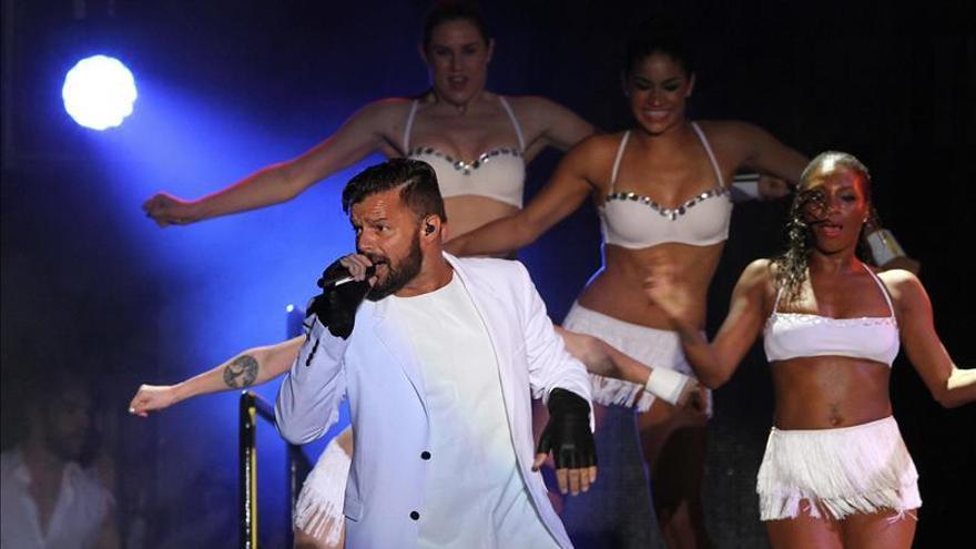 Ricky Martin rompe con su compañero sentimental, según un diario puertorriqueño