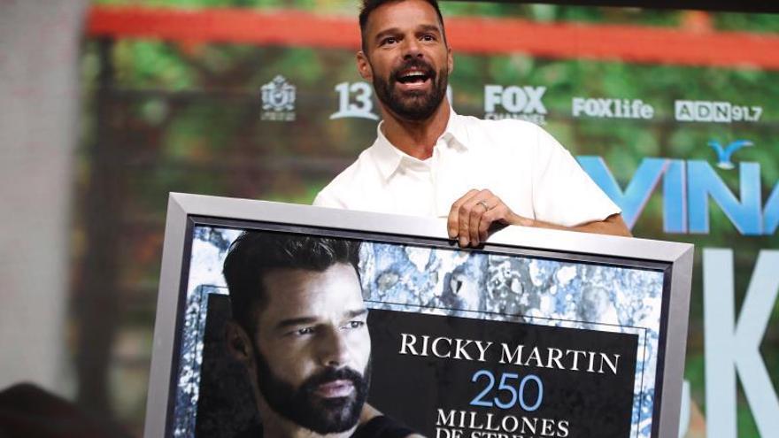 """Ricky Martin: """"vivir en EE.UU. no hace que me preocupe menos por mi gente"""""""