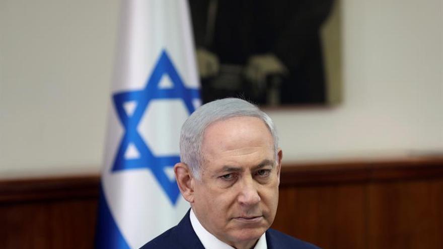 Netanyahu ordena a sus ministros recibir a Trump en aeropuerto tras negarse