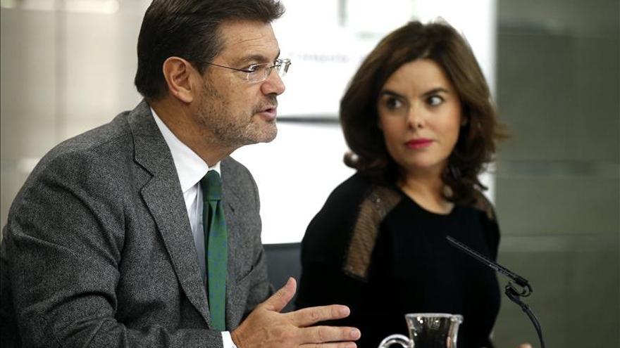 Santamaría destaca la rapidez de la Oficina de Conflictos investigando a Arístegui