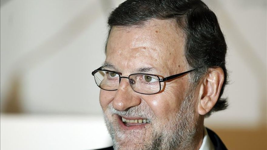 """Rajoy: """"Ni yo ni nadie en el PP ha propuesto una gran coalición con el PSOE"""""""
