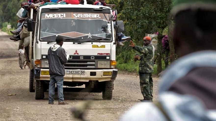 Al menos 17 muertos en un ataque de los rebeldes Mai Mai en RD Congo