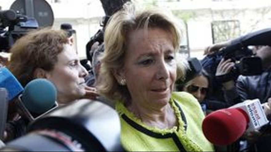 Aguirre se enfrenta a Montoro por los impuestos