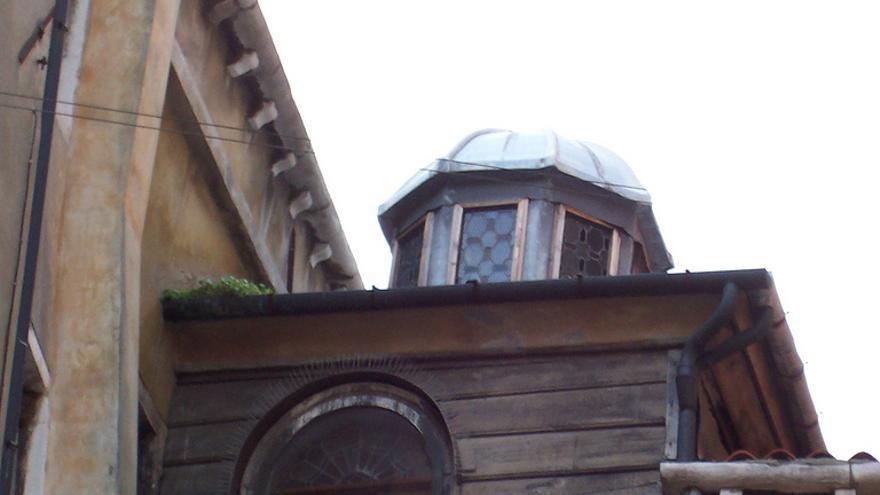 Àtico-Sinagoga del Ghetto veneciano. Luca Paolini