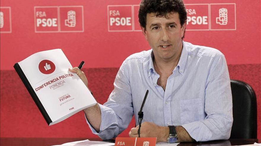 PSOE-Asturias pide a UPyD aclarar el alcance de las consecuencias que anuncia