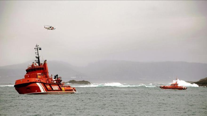 Salvamento Marítimo coordinó el rescate de casi 12.000 personas en 2012