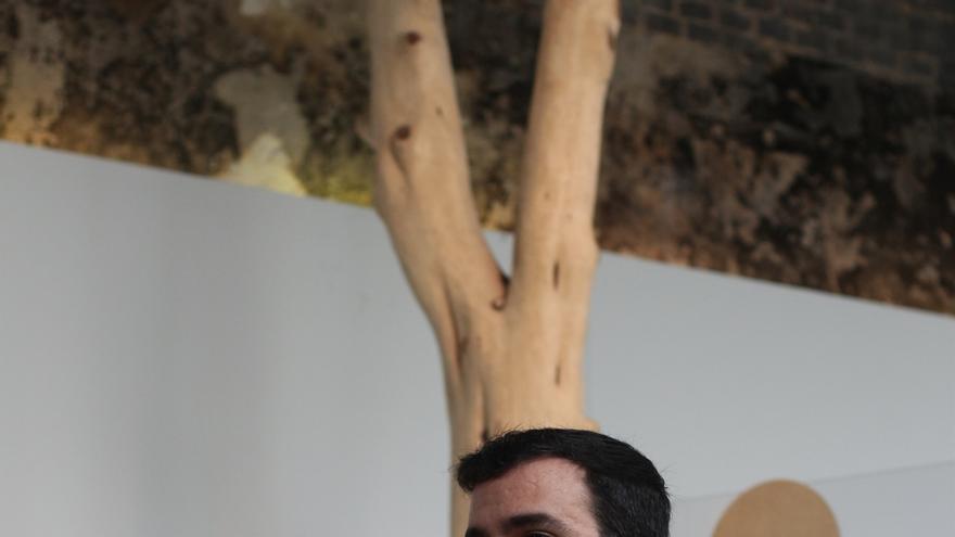 """Alberto Garzón subraya que IU no se sumará al """"consenso del miedo"""" y combatirá el terrorismo sin crear """"más fanatismo"""""""
