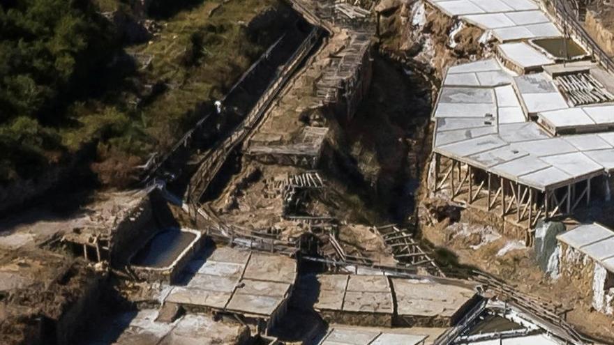 Fundación Vital y la Fundación Valle Salado destinan 182.000 euros a la recuperación de nuevos espacios en las salinas