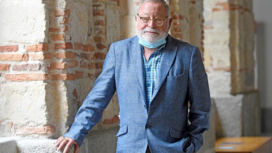 El filósofo y ensayista Fernando Savater. EFE/ Pablo Martín/Archivo