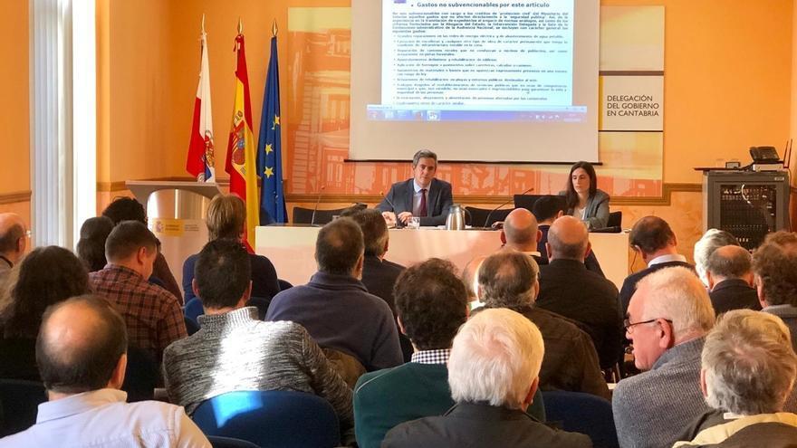 Los ayuntamientos podrán presentar sus valoraciones de daños a Delegación del Gobierno hasta el día 25
