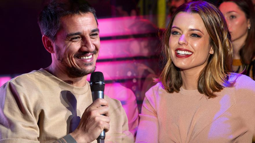 'Nene' y Adriana Torrebejano