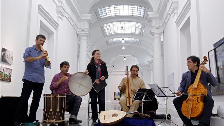 La Capella de Ministrers lleva a China la ambientación musical de Cervantes
