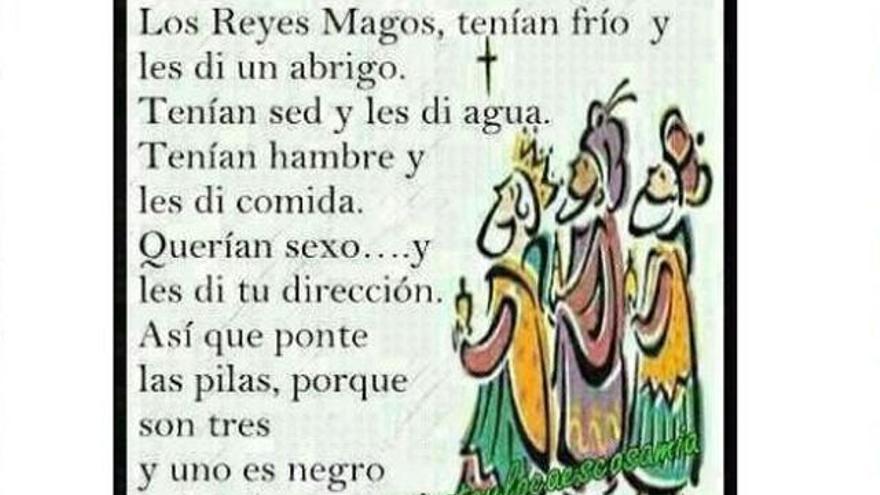 Felicitaciones De Navidad Risas.La Felicitacion Navidena De Ignacio Gonzalez A Sus Amigas
