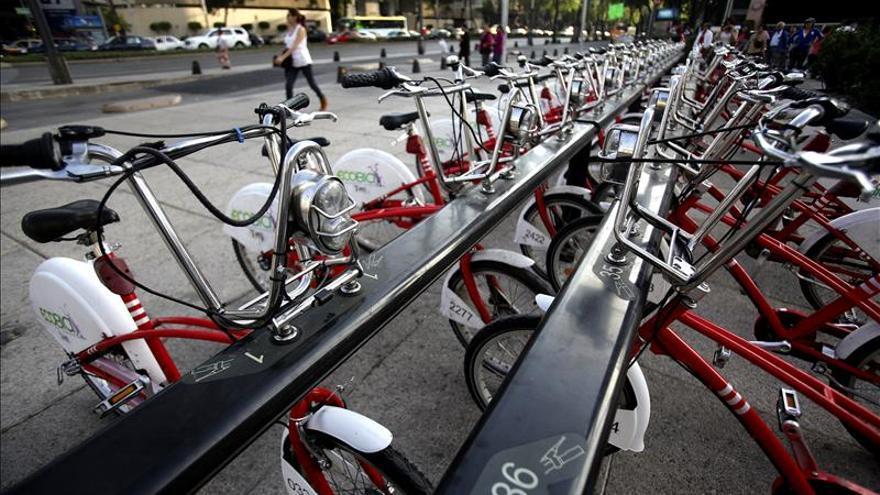Madrid, la última gran ciudad española en sumarse al alquiler de bicicletas