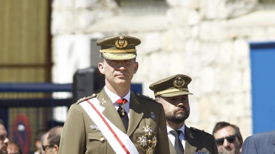 El Rey asiste al partido España-Venezuela, donde se guardará un minuto de silencio por los ataques de Munich y Kabul
